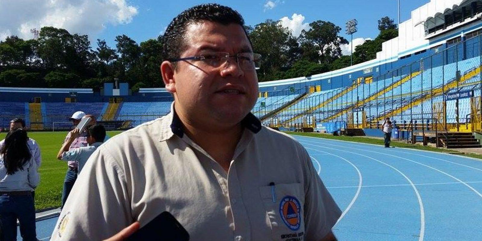 La Conred llevó a cabo este miércoles su revisión en el recinto de la zona 5. Foto:Fernando Ruiz