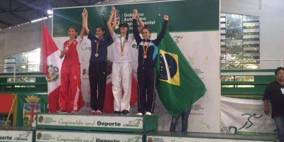 Zamora gana bronce en Abierto de Bolivia