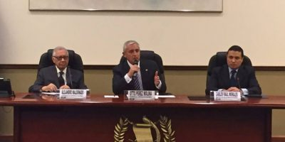 Cuerpo diplomático sugiere aprovechar la crisis