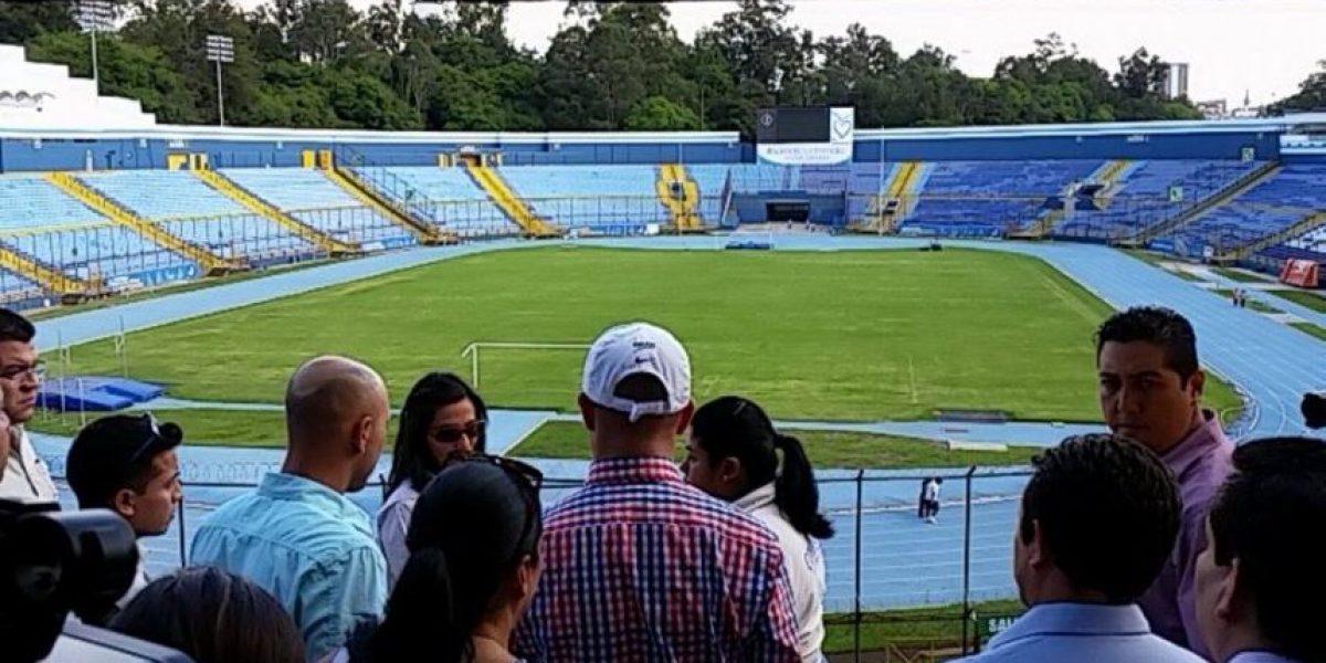 La Conred decidirá el lunes el aforo para el partido Guatemala-Bermudas