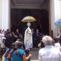 Foto:Facebook Cristo Rey Candelaria