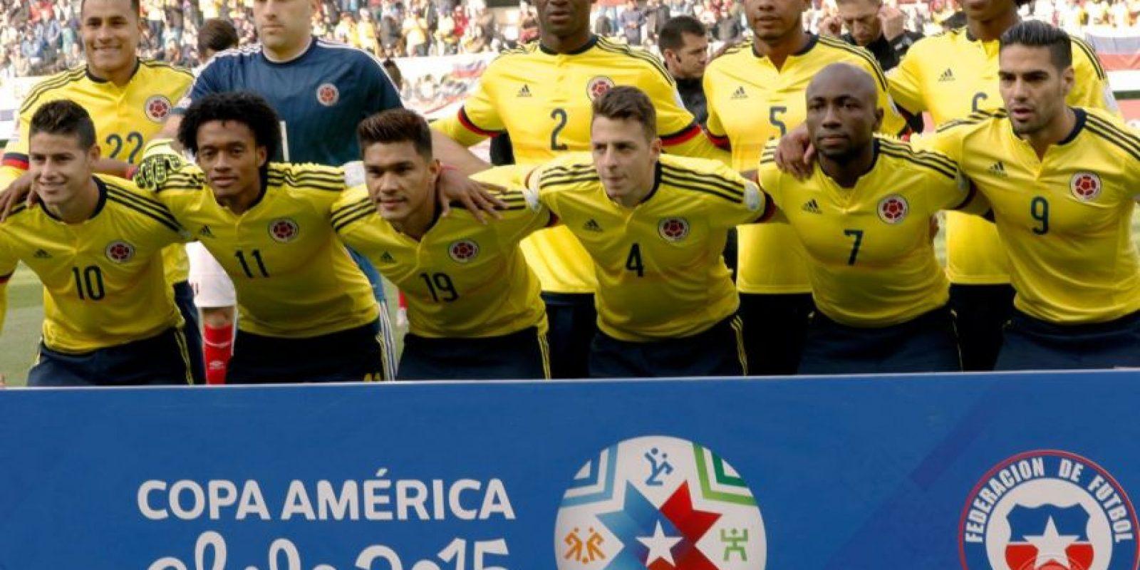 Foto:Vía facebook.com/FCFSeleccionColPage
