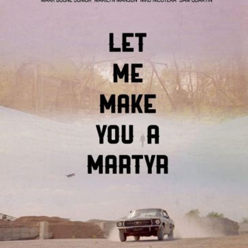 Foto: Facebook Let me make you a martyr