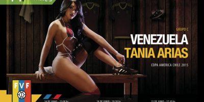 Venezuela Foto:Vía facebook.com/HR-Models