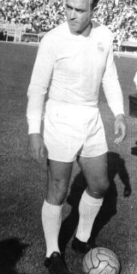 2. Alfredo di Stéfano Foto: Getty Images