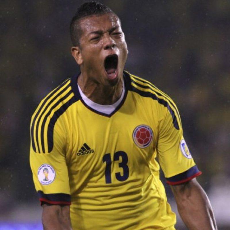 Fue una garantía en la defensa, y sólo en un partido, hizo 8 robos de balón (Contra Perú) Foto:Getty Images