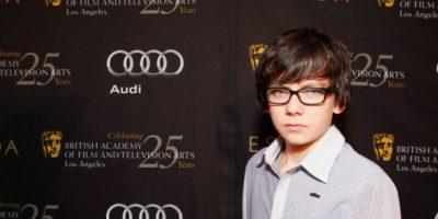 """También participó en la serie """"Merlín"""". Foto:vía Getty Images"""