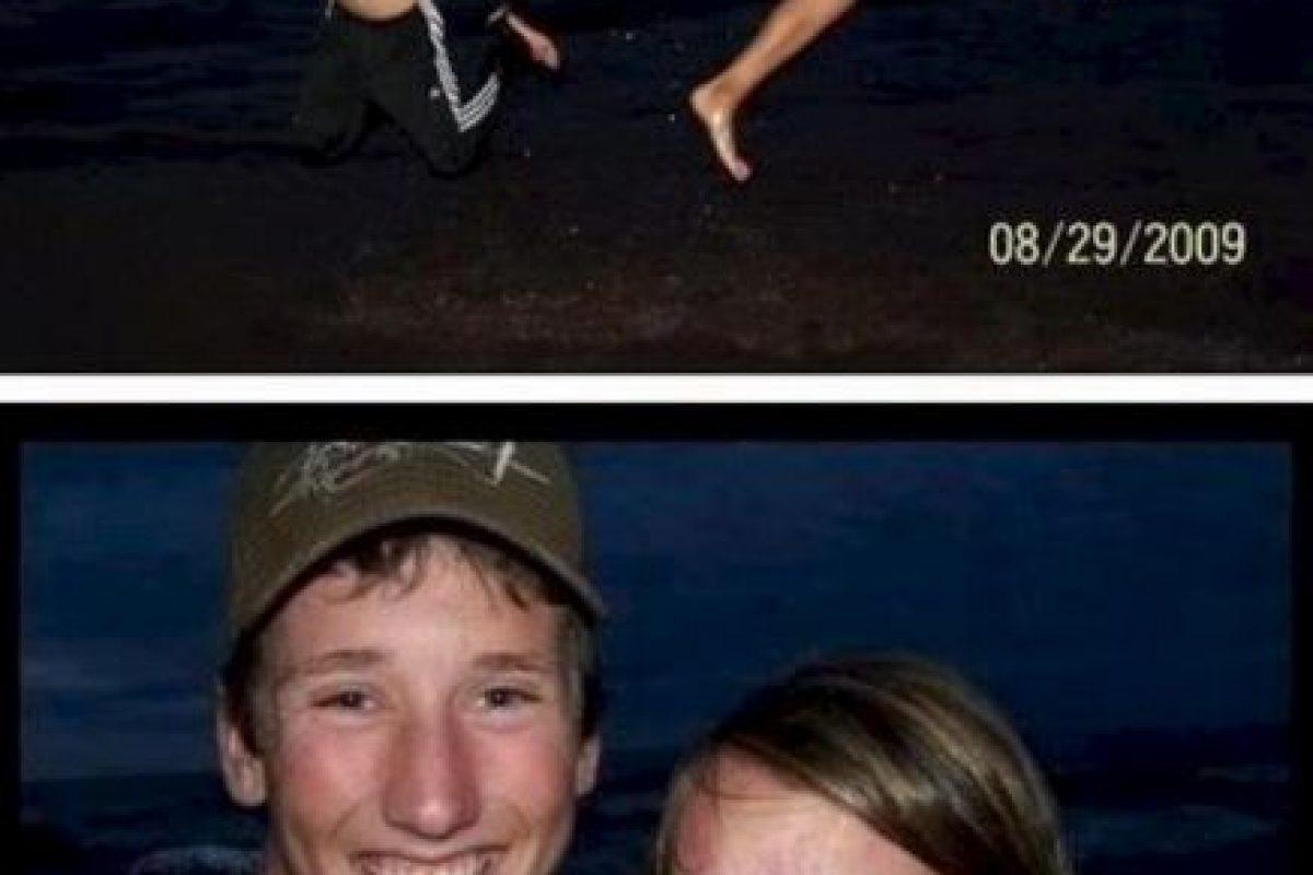 Vaya forma de demostrar su amor Foto:Imgur