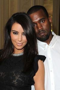 Kanye West y Kim Kardashian volverán a convertirse en padres por segunda ocasión Foto:Getty Images
