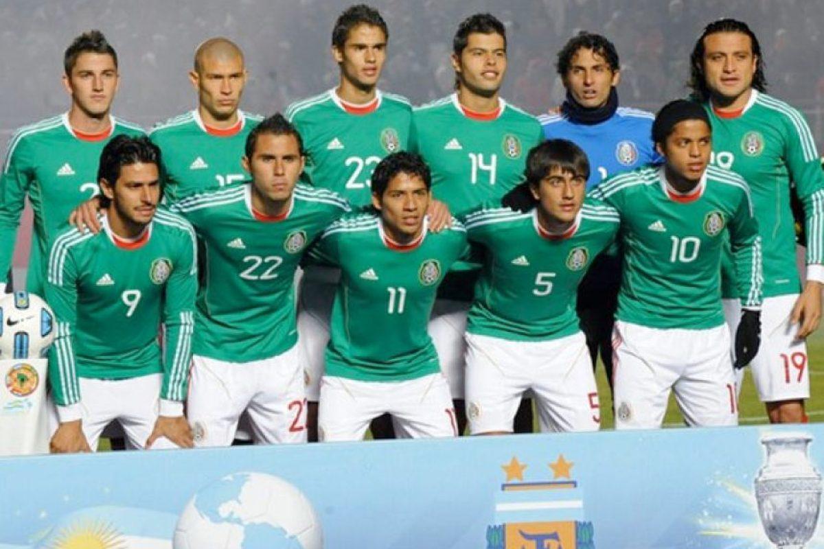 Copa América 2011 Foto:AFP