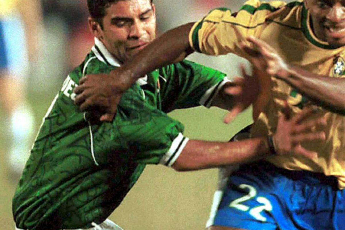Estuvo en el grupo B con Chile, Brasil y Venezuela. Obtuvo 6 puntos y clasificó como el segundo lugar de grupo. Enfrentó en cuartos a Perú y los eliminó en penales pero cayó ante Brasil en semifinales. Foto:Getty Images