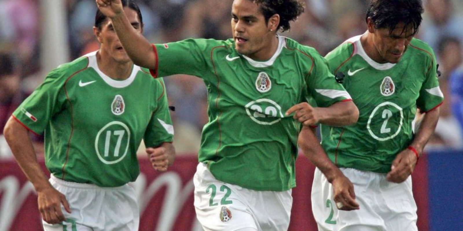 Copa América 2004 Foto:AFP
