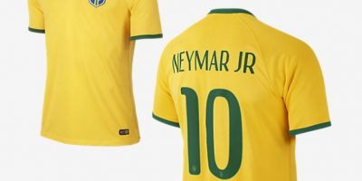 Brasil Foto:Nike Football