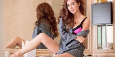 La eterna juventud es uno de los secretos de esta bella modelo asiática