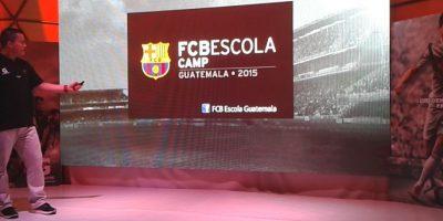 Entrenadores del Barcelona ayudarán a 20 niños de Guatemala a elevar su nivel, los dos mejores irán a España