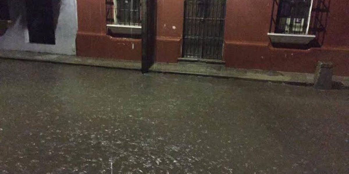 Fuertes lluvias afectan gran parte del territorio nacional