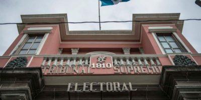 Reformas a la Ley Electoral pueden ser entregadas hoy o la próxima semana