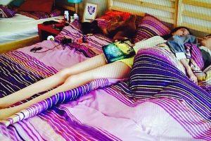 """Ahora es una celebridad al salir en el programa """"Supermodel"""". Foto:vía Ifeng"""