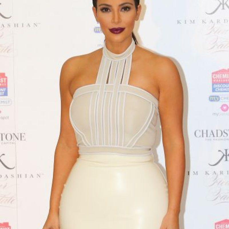 La FDA acusó a Kim Kardashian de haber vilado las leyes federales al publicitar medicamentos en sus redes sociales. Foto:Getty Images
