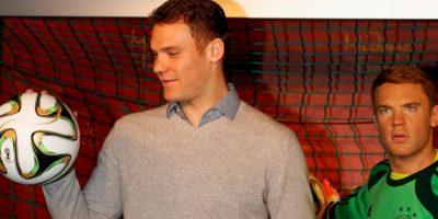 Manuel Neuer, portero alemán Foto:Getty Images