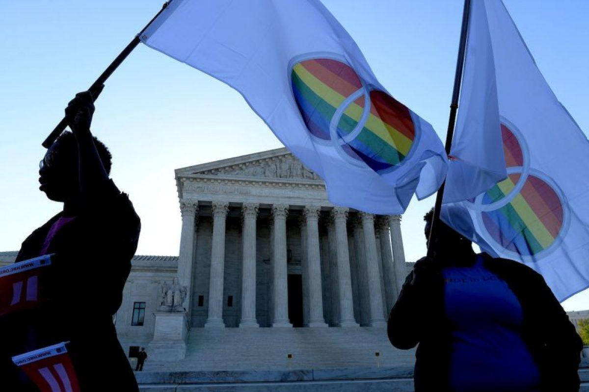 Legalizan el matrimonio gay en Estados Unidos Foto:Getty Images