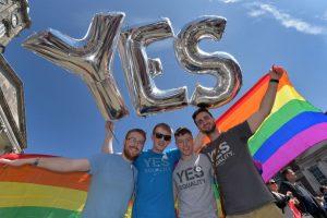 """En 1998, este fue el primer país en reconocerse como """"Gay/Lesbian Friendly"""" refiriéndose a negocios y viajes. Foto:Getty Images"""
