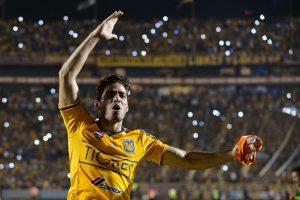 Tigres de México, que venció a Emelec de Ecuador, se medirá al Internacional de Porto Alegre. Foto:Getty Images