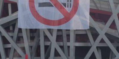 China: A partir de hoy, está prohibido fumar en lugares públicos
