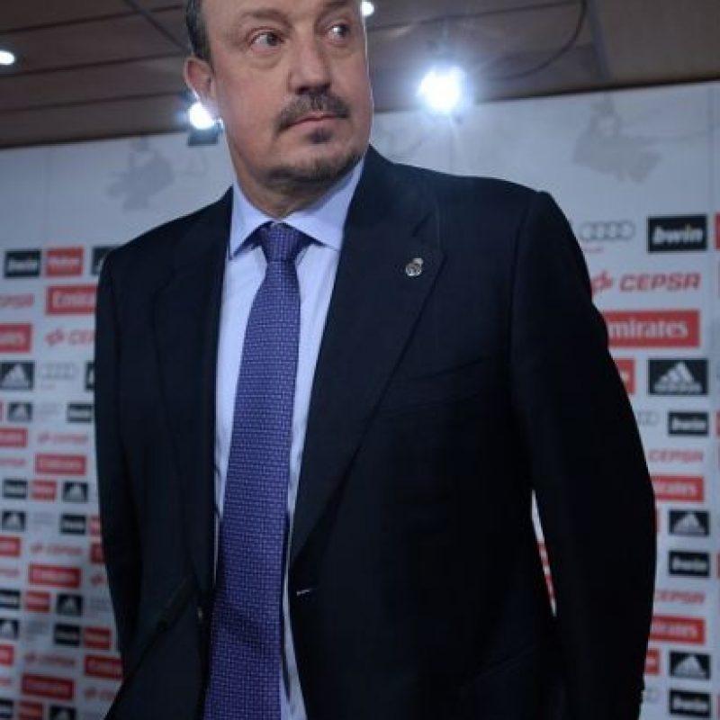 El técnico, de 55 años, terminó este año contrato y relación laboral con el Napoli de Serie A. Foto:Getty Images