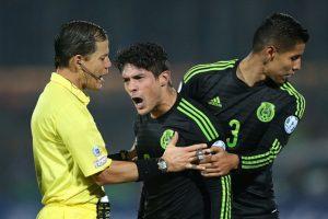 Metió cuatro goles, pero recibió cinco por lo que su diferencia de goles quedó en -1. Foto:Getty Images