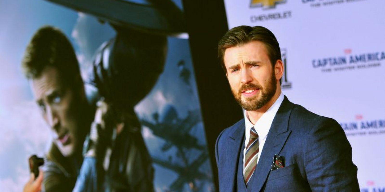 """El actor decidió tomarse un descanso de las grabaciones de """"Civil War"""" y compartir tiempo con su familia. Foto:Getty Images"""