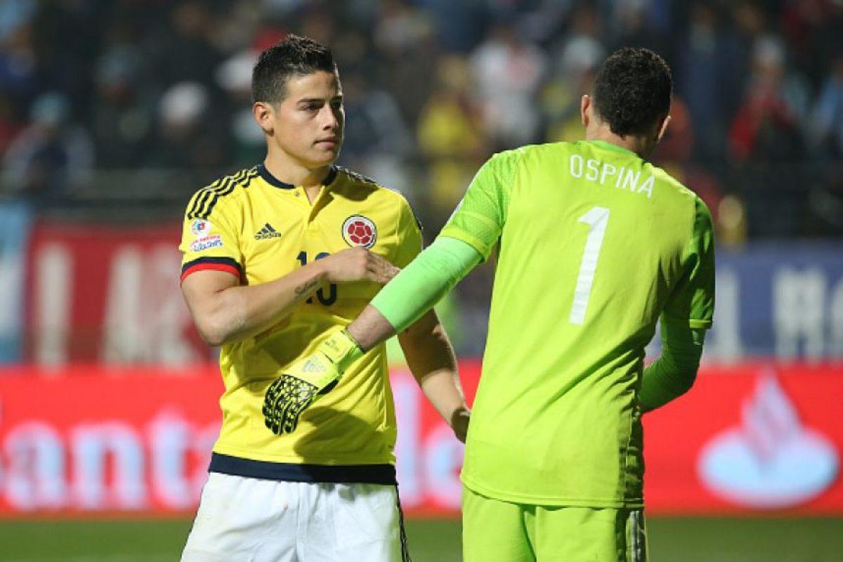 Tras un 0-0 en los 90 minutos reglamentarios ante Argentina, el partido se tuvo que ir a la definición por penales (no hay tiempos extras). Foto:Getty Images