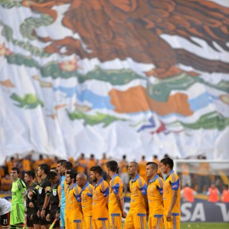 4. Tigres (México) Foto: Getty Images