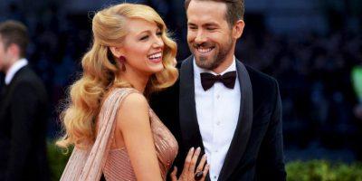 Blake Lively y Ryan Reynolds Foto:Getty Images