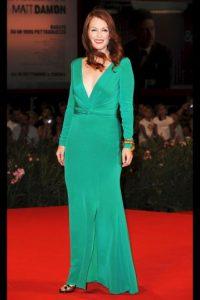 Julianne Moore. Foto:vía Getty Images