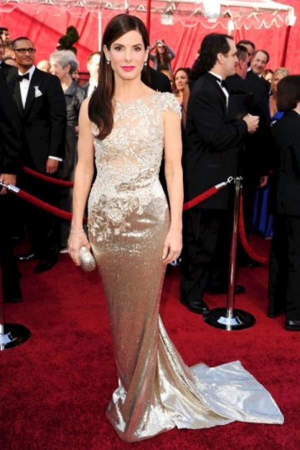 Sandra Bullock. Foto:vía Getty Images