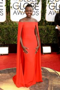 Lupita Nyong'o. Foto: vía Getty Images
