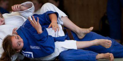 Judo y karate Foto:Flickr.com