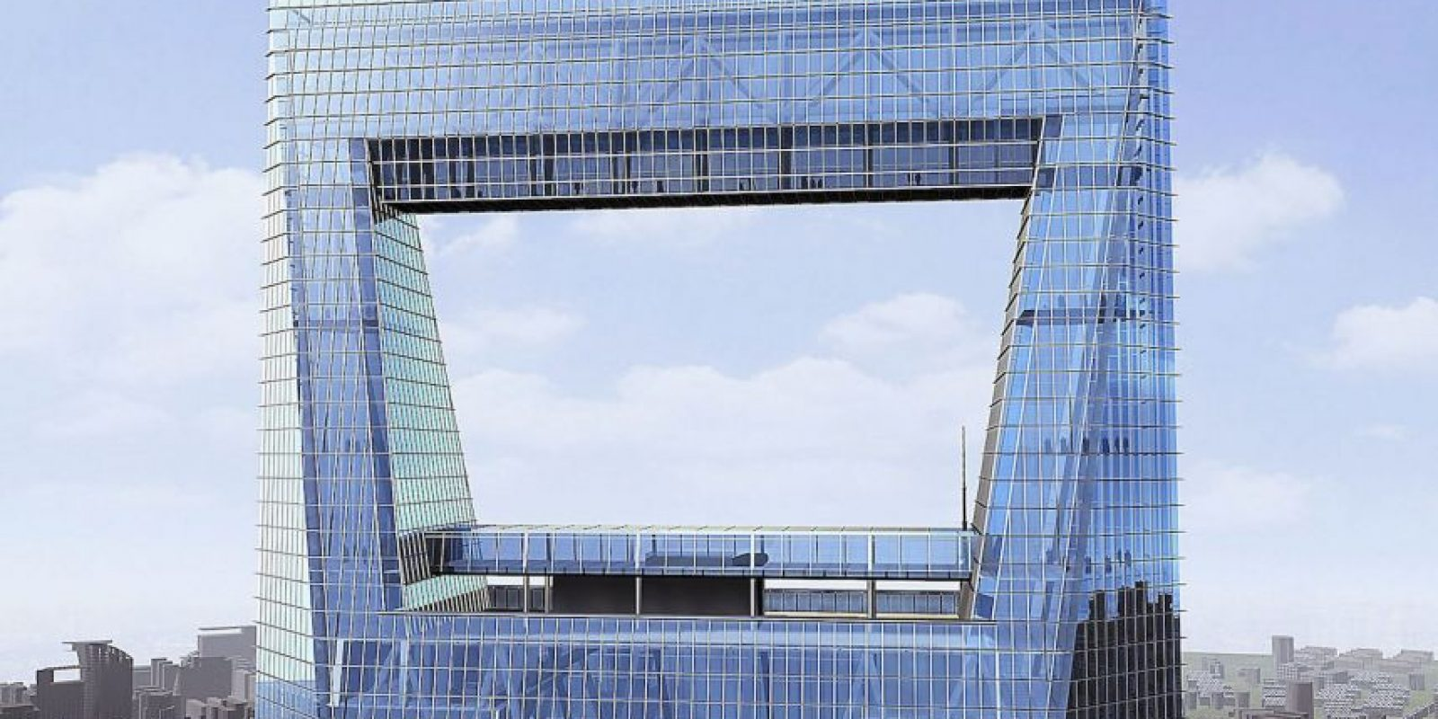 4. Shanghai World Financial Center, China Foto:Getty Images