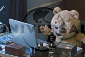 En esta ocasión, Ted descubrirá su lado paternal y deseará tener un hijo Foto:Universal
