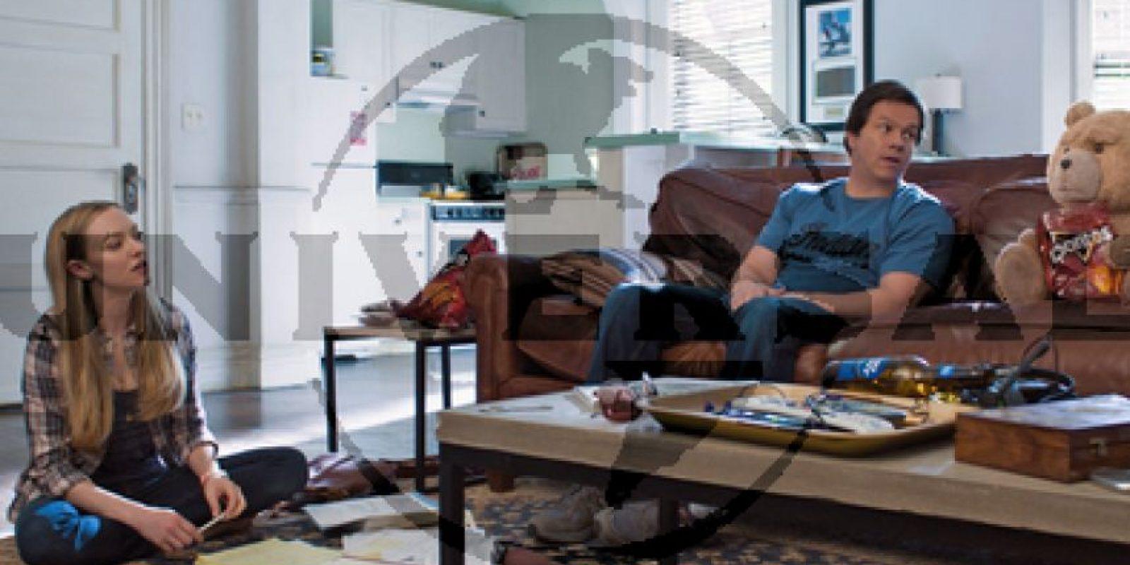 """La cinta es protagonizada por Mark Wahlberg y su inseparable amigo """"Ted"""" Foto:Universal"""