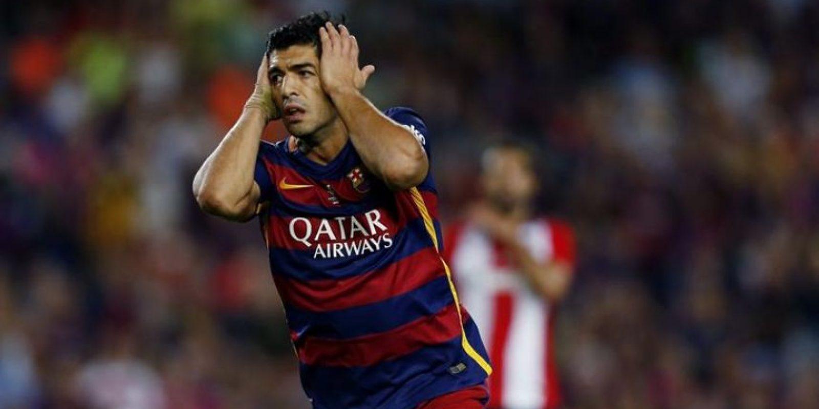 EL capitán del Barcelona defendió su actuación y la de sus compañeros en el partido que se jugó en el Camp Nou. Foto:AFP, EFE y AP
