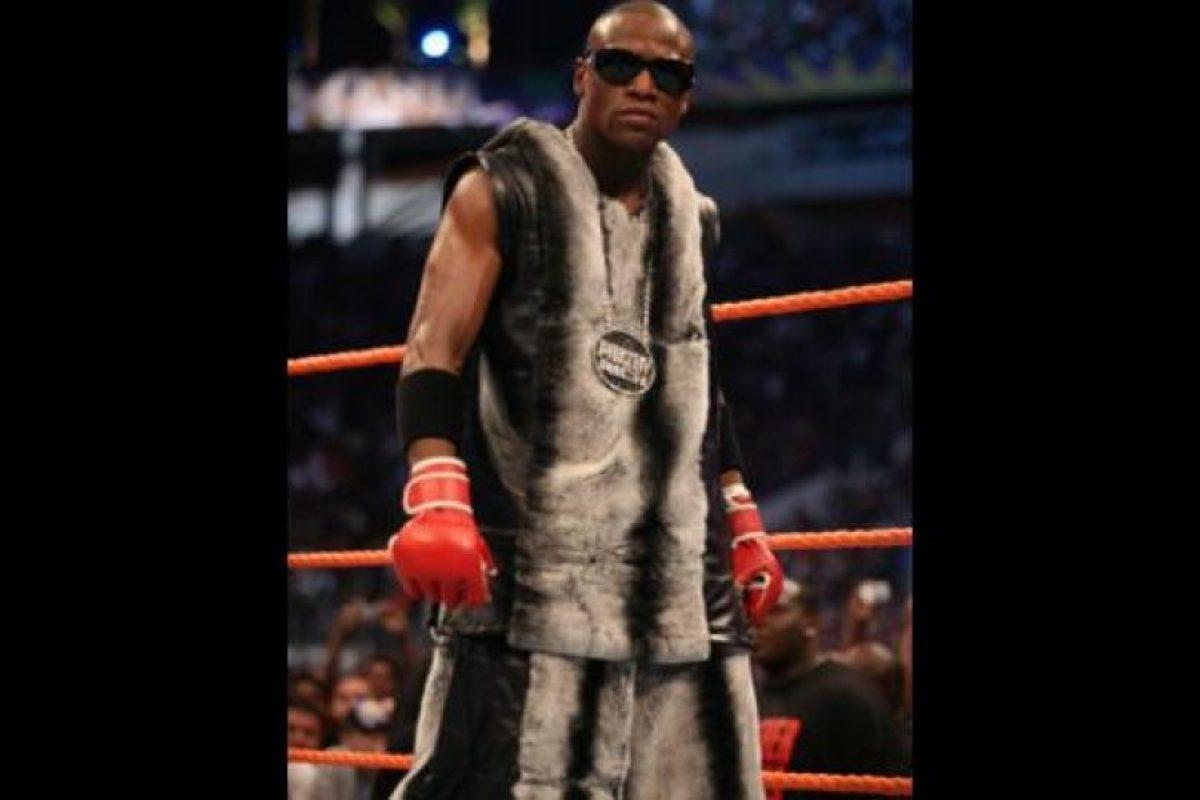 Floyd Mayweather Foto:WWE