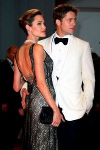 Brad Pitt y Angelina Jolie Foto:Getty Images