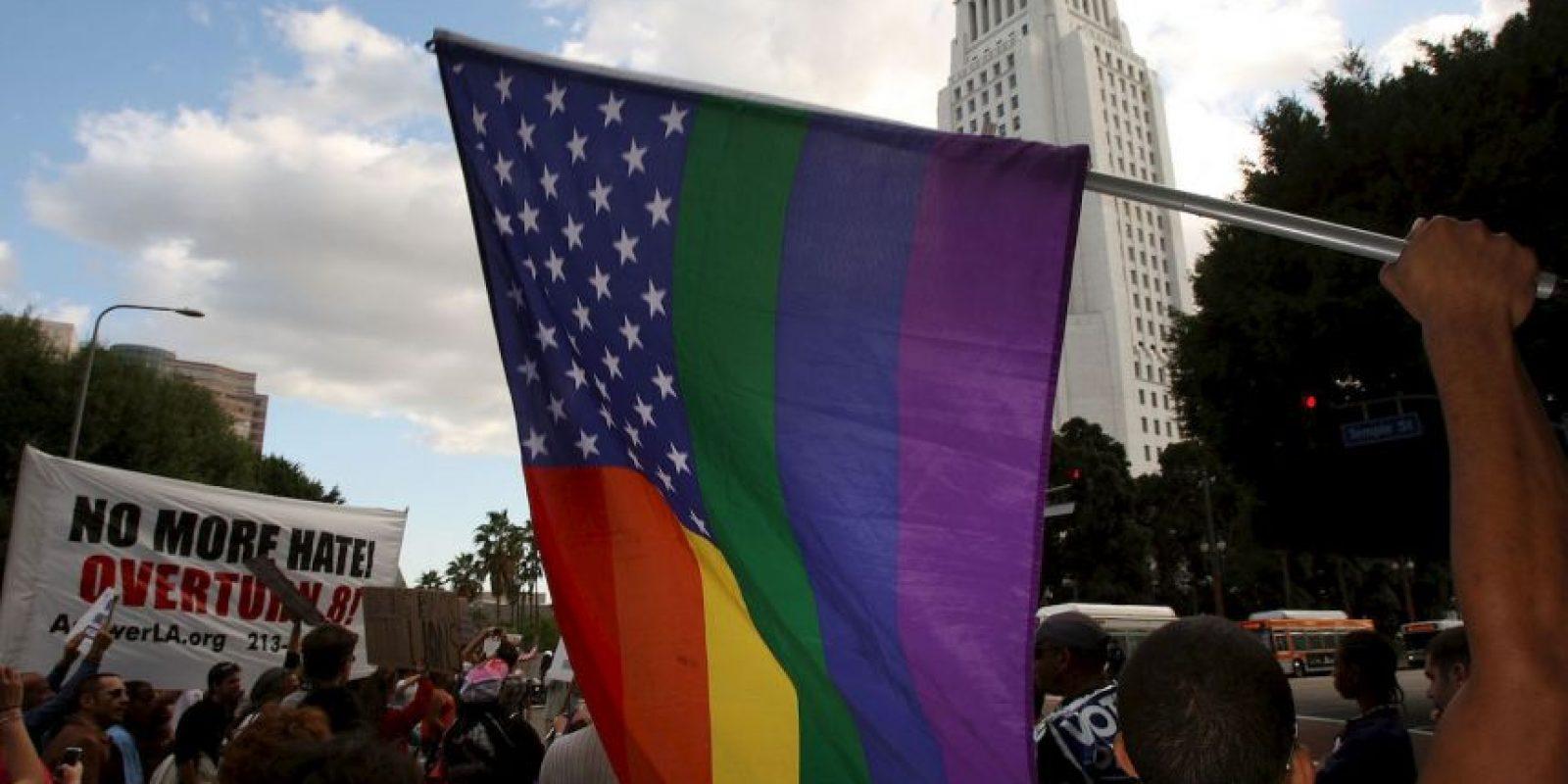 5. El matrimonio entre personas del mismo sexo se aprobó en Sudáfrica en 2006. Foto:Getty
