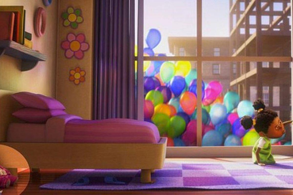 """""""Lotso"""", el oso malvado de """"Toy Story"""" aparece en la película de """"Up"""" Foto:Pixar"""