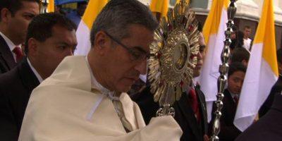 FOTOS. Guatemaltecos celebraron el Corpus Christi