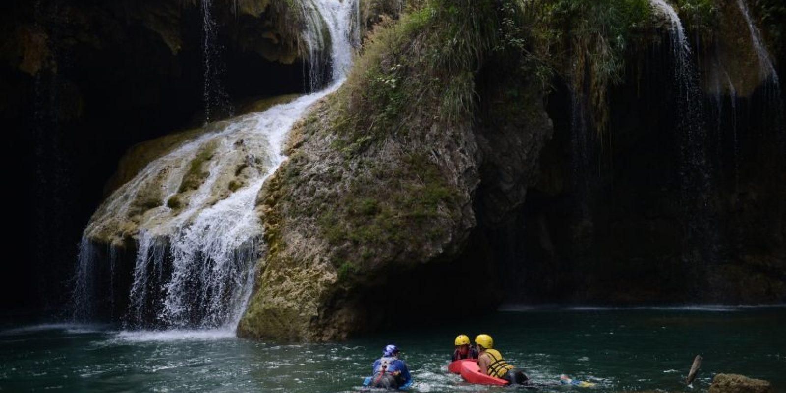 El hidrospeed es una de las categorías más recientes de los deportes de aguas blancas con alrededor de 30 años de practicarse Foto:Oliver de Ros