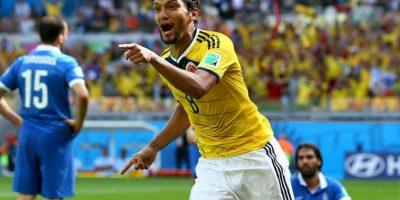 Abel Aguilar (Colombia). Una lesión de tobillo en un entrenamiento del Toulouse lo marginó de la lista de Pékerman Foto:Getty Images