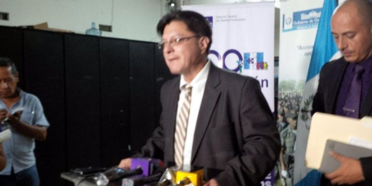 Nuevo director del SP promete reducir el hacinamiento en presidios